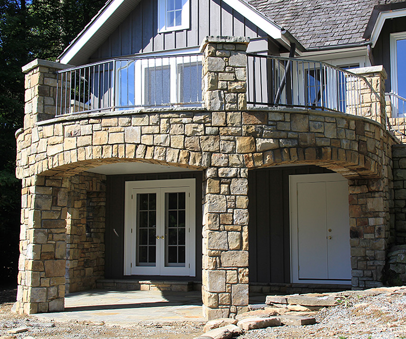 The Solid Rock Stone Masonry